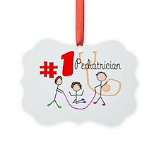 Pediatrician #1 Ornament