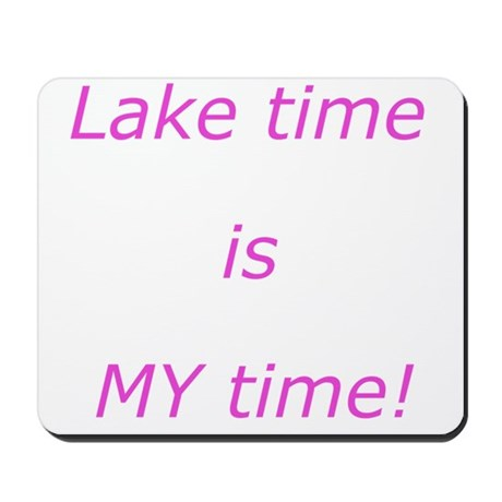 2-Laketimes Mousepad