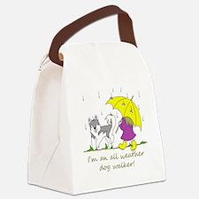 awdw_grey Canvas Lunch Bag