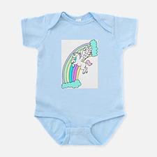 Retro Pegasus Infant Bodysuit
