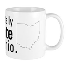 I totally hate Ohio. Mug