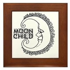 moonchild Framed Tile
