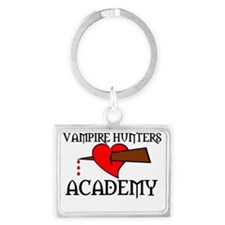 vampirehunters1 Landscape Keychain