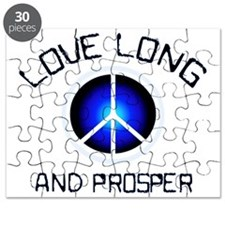 Love Long and Prosper Puzzle