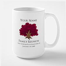 Purple Tree Family Reunion Mugs