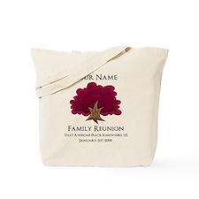 Purple Tree Family Reunion Tote Bag