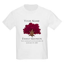 Purple Tree Family Reunion T-Shirt