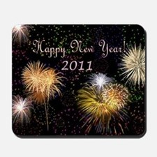 2-new year 1 Mousepad