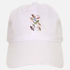 Dragonfly Pop Baseball Baseball Cap