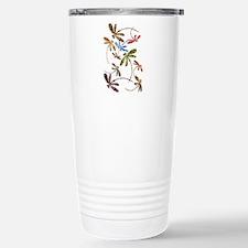 Dragonfly Pop Stainless Steel Travel Mug