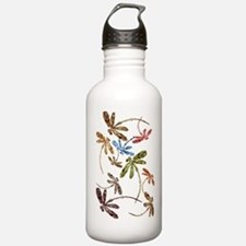 Dragonfly Pop Sports Water Bottle