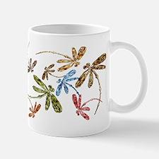 Dragonfly Pop Mugs