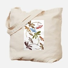 Dragonfly Pop Tote Bag