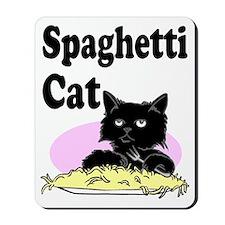 spaghetticat Mousepad