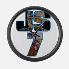 js7 Large Wall Clock