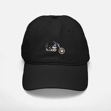 WKS Motorcycles 2003 FXST Baseball Hat