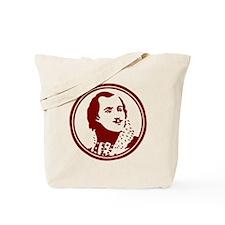 Red Pulaski Tote Bag