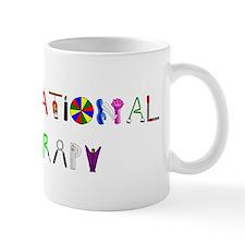 ot straight 2 Mug