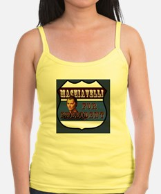 machiavelli2 Ladies Top