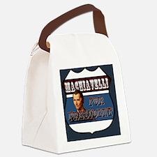 machiavelli2 Canvas Lunch Bag