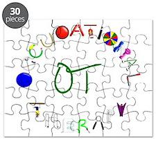 OT3 green Puzzle