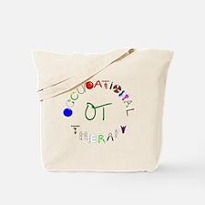 OT3 green Tote Bag