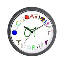 OT3 green Wall Clock