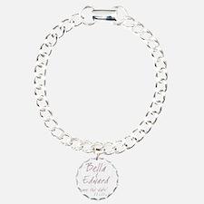 pinkngrey2 Bracelet