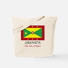 2-grenada Tote Bag