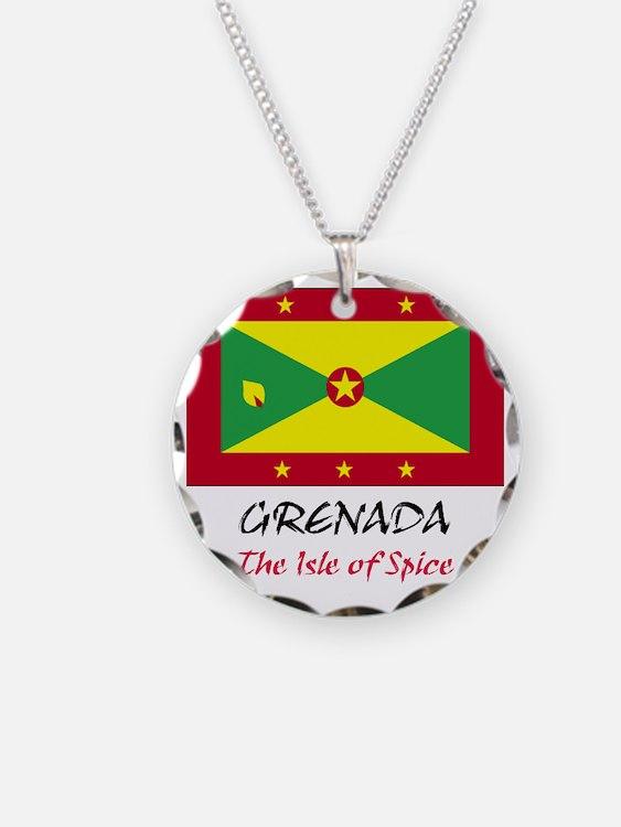 2-grenada Necklace