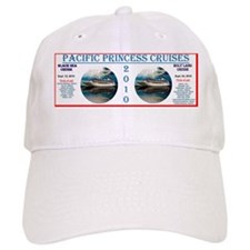 Pacific Princess Black Sea  Holy Land Cruis Baseball Cap