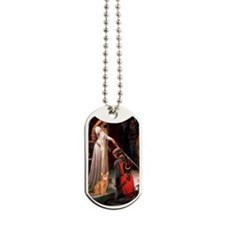 Accolade - Red Abyssinian Dog Tags
