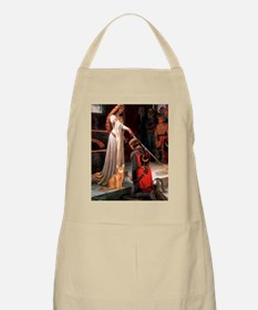 Accolade - Red Abyssinian Apron