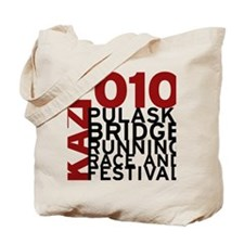 Kaz Back Tote Bag