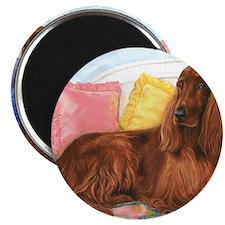 Irish Setter Dog Magnet