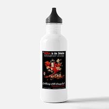 THE DEVIL IS IN THE DE Water Bottle