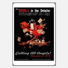 THE DEVIL IS IN THE DETAILS Banner