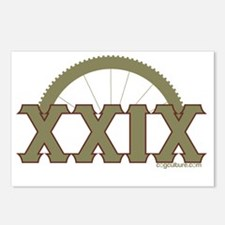 XXIX 29er Postcards (Package of 8)