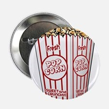 "Movie Popcorn 2.25"" Button (10 pack)"