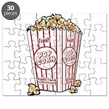 Movie Popcorn Puzzle