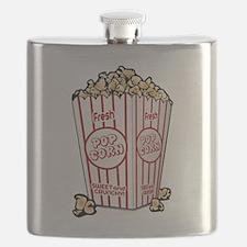 Movie Popcorn Flask