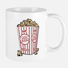 Movie Popcorn Mugs
