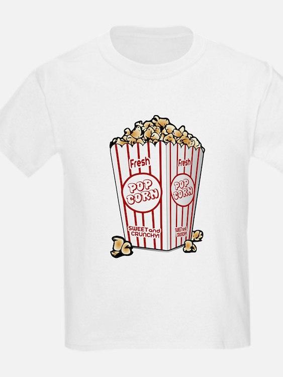 Movie Popcorn T-Shirt