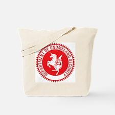 GNOMELAND SECURITY Tote Bag