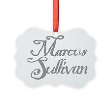 Marcus  Sullivan (Dark Side) Ornament