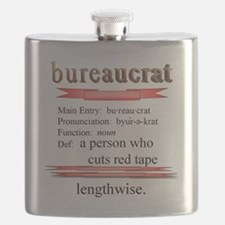 Bureaucrat Flask