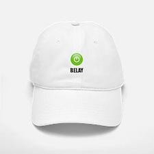 On Belay Baseball Baseball Baseball Cap