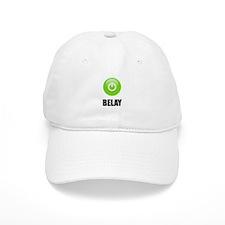 On Belay Baseball Baseball Cap