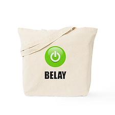 On Belay Tote Bag