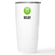On Belay Travel Mug